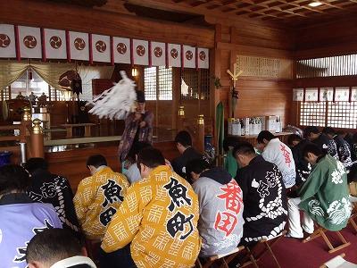 新年祈願祭 (4)